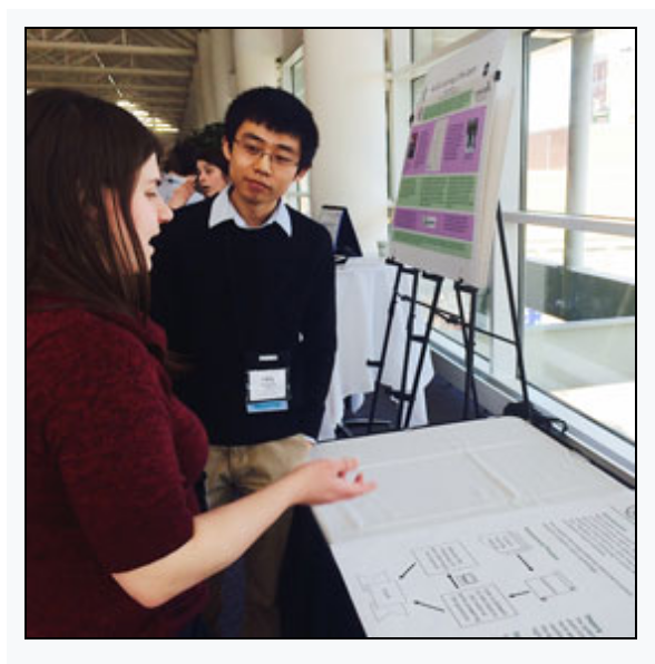 LEDS apprentice presents research and development prototype in Providence, RI